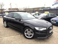 Audi A6 Saloon 2.0TDI ( 177ps ) Multitronic ( C7 ) 2012MY S Line
