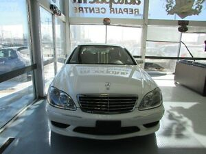 2006 Mercedes-Benz S-Class 4.3L Sedan
