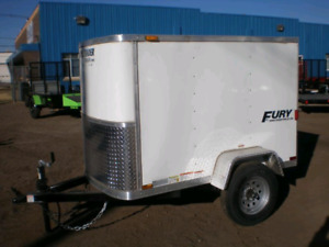 Wanted: 4' x 8' Cargo Trailer