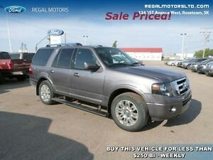 2011 Ford Expedition Limited   - Leather Seats -  Cooled Seats -