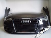 Car part: Front End headlight, Radiator Audi A6 2012 - 2014 4G C7