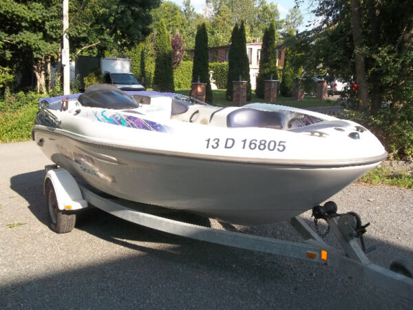 Used 1998 Bombardier SPORTSTER-1800, 18Pi, 7 PLACES, 170H.P.