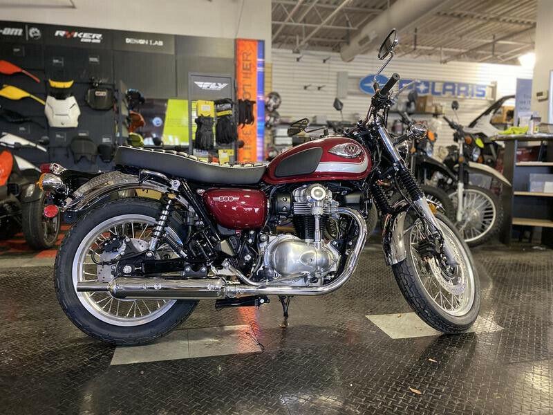 Thumbnail Image of 2020 Kawasaki W800