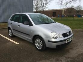 Volkswagen Polo 1.4 auto 2004MY Twist