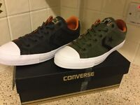 Converse brand new size 10 ( 2 colours)