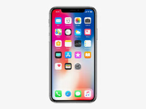 iPhone X - 256Gb - Pristine Condition