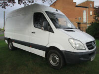 2009 09-REG Mercedes-Benz Sprinter 2.1TD 311CDI MWB HIGH ROOF