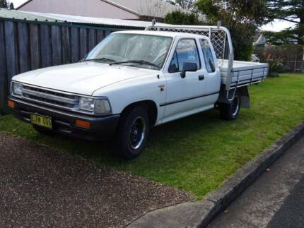 1992 TOYOTA HILUX SR5 EXTRA CAB Nowra Nowra-Bomaderry Preview