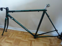 Giant Kronos Chromoly Steel Road bike frame 52cm size