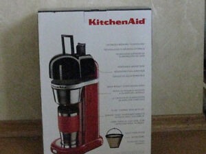 Kitchenaide Single Serve Coffeemaker