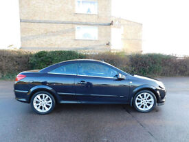 Vauxhall/Opel Astra 1.8i 16v Coupe auto 2008MY Twin Top Design