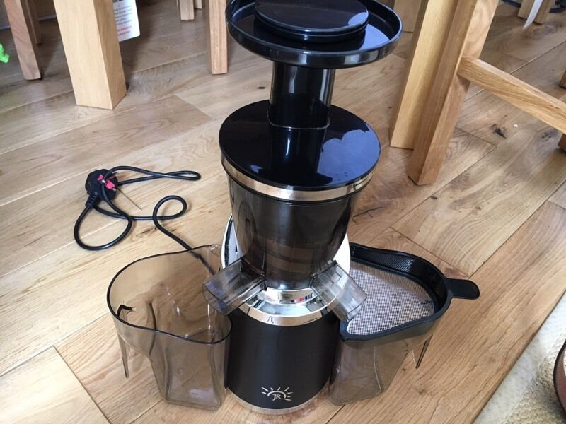 Purus Slow Masticating Juicer : JR Ultra Purus Slow Juicer JR-3300 used once RRP 250 in Aveley, Essex Gumtree