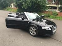 Audi A4 Cabriolet 2.0TD 2008 S Line. REMAPPED 170 BHP. BRAND NEW CLUTCH KIT!