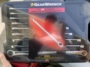 GearWrench SAE wrenches