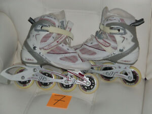 Rollerblades patins a roues alignés Firefly