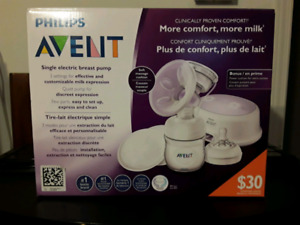 AVENT tire lait électrique simple