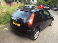 2004 Ford Fiesta private plate low mileage