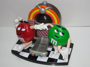 M+M Candy Dispenser