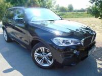 2014 BMW X5 xDrive30d M Sport 5dr Auto [7 Seat] 7 Seats! BMW Advanced Sound! ...