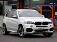 2015 65 BMW X5 3.0 XDRIVE30D M SPORT 5DR 7 SEATER
