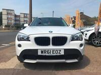 BAD CREDIT HISTORY CAR FINANCE AVAILABLE2011 61 BMW X1 sDrive 1.8d SE