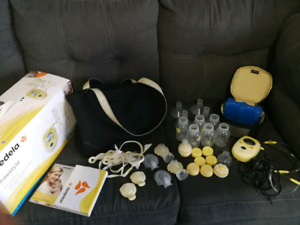 Medela freestyle one year old pump