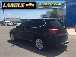 2012 BMW X3 Drive35i  WOW!!! CHECK OUT THIS AMAZING PRICE!!! Windsor Region Ontario image 4
