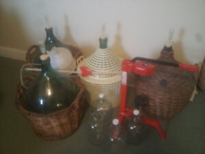Full Wine Making Kit