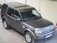 Land Rover Discovery 4 COMMERCIAL 3.0SDV6 255ps 8 Speed Auto 2013 63