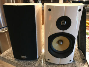 PSB Imagine B White Speakers
