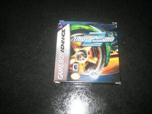 game boy advance game complete in box