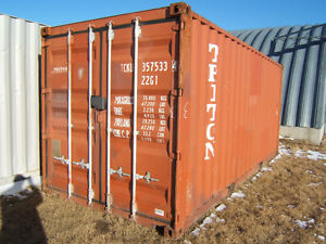 Sea Can Shipping and Storage Container Ccan