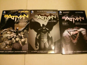 DC Comics The New 52  Batman comic / Trade paper back Volume