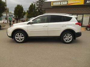 2013 Toyota RAV4 Limited AWD Peterborough Peterborough Area image 3