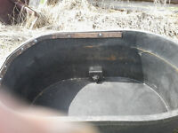 rubber water tub