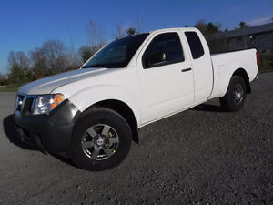 2013 Nissan Frontier Extended Cab 2WD