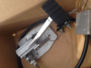 NEW DRIVING INSTRUCTORS DUAL BRAKE PEDAL
