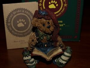 Edmund the Elf: Boyds Bears Collection Kitchener / Waterloo Kitchener Area image 1