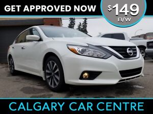 2016 Altima $149B/W TEXT US FOR EASY FINANCING! 587-582-2859