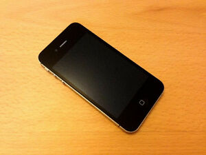 I phone 4s 8gb black