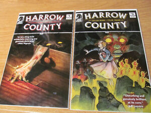 Harrow County Completed Issues #1-8 Horror Witches