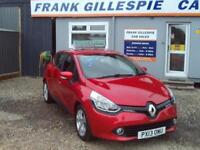 Renault Clio 1.5dCi (90bhp) Expression + Energy (s/s) Hatchback 5d 1461cc