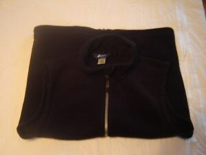 MEC fleece vest size 8