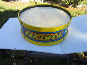 PAC MAN drum 1982