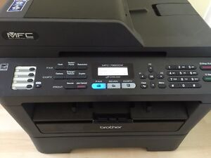 Brother Wireless  Laser Print/Copy/Fax/Scan MFC-7860DW Peterborough Peterborough Area image 2