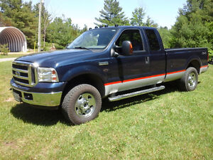 2006 Ford F-250 Extended cab XLT Pickup Truck
