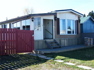 DIDSBURY, AB  Mobile Home For Sale