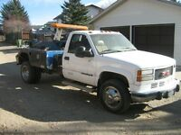 1995 GMC Sierra 3500 HD cab and chassis Other
