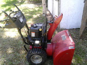 Snowblower  summer  sale on now  dont miss out on it !!!!!