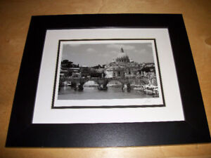 "JESSE KALISHER -""View of the Vatican from the Tiber River, Rome"""